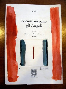 A Cosa servono gli angeli, 29 raconti belli e uno bellissimo: il mio!