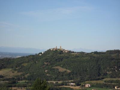 Castello di Nazzano, lo vedo dal mio ufficio