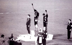 1968 Olympics Black Power