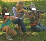 L'America che isegna ai propri figli i giochi più divertenti.