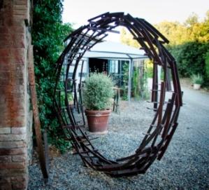La ruota di Emanuele Cazzaniga