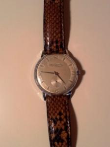 Il mio prezioso orologio
