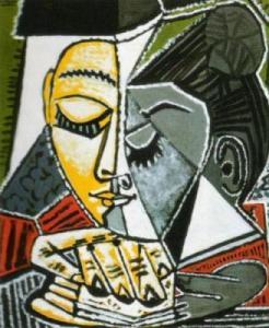Scombinata alla Picasso