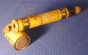 Arma antica ormai in disuso