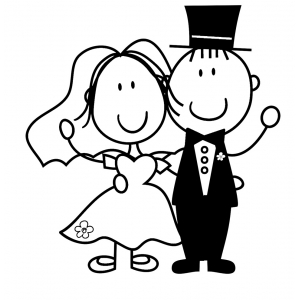 Domani, o dopodomani, sposi