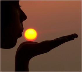 bacio del sole